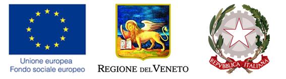 loghi regione Veneto Europa Provincia