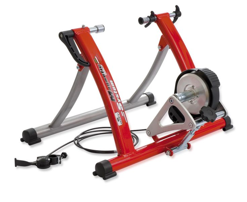 Indoor cycling trainer: advantages