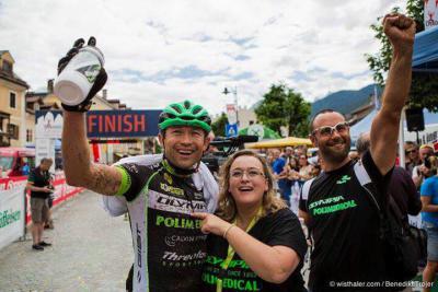 Team Polimedical: anche per il 2017 vestirà caschi Gist