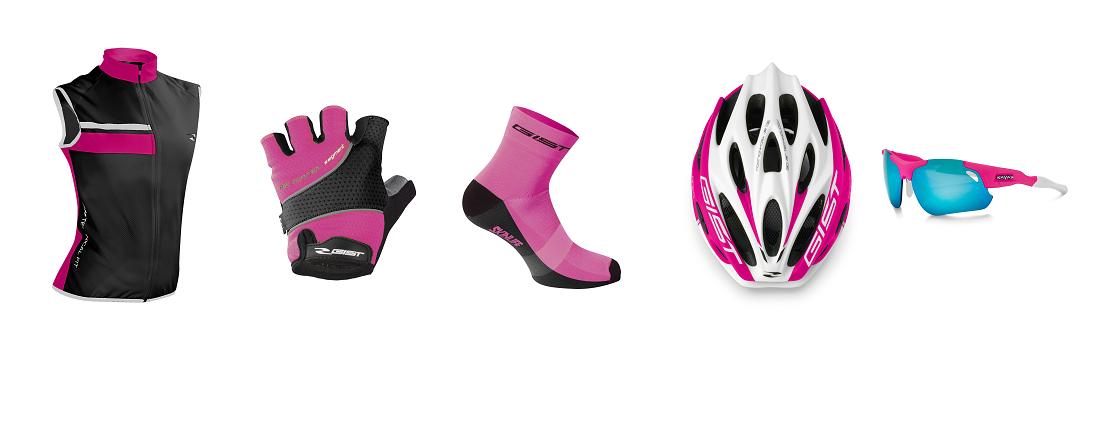 Abbigliamento ciclismo donna: il connubio tra estetica e praticità