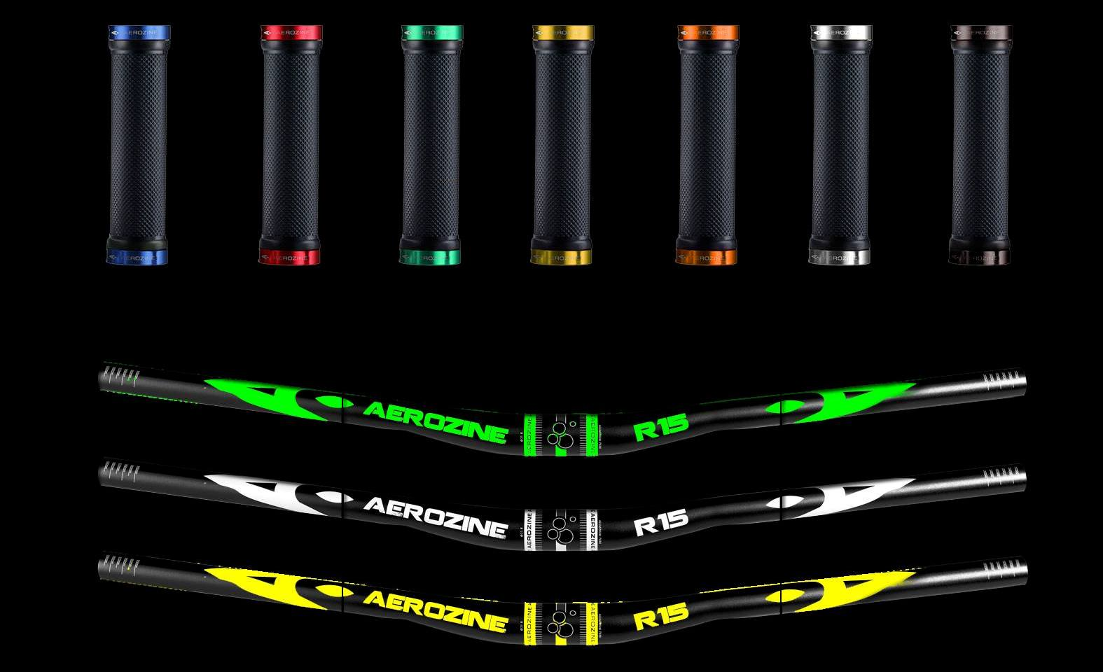 Customize your bike with Aerozine!