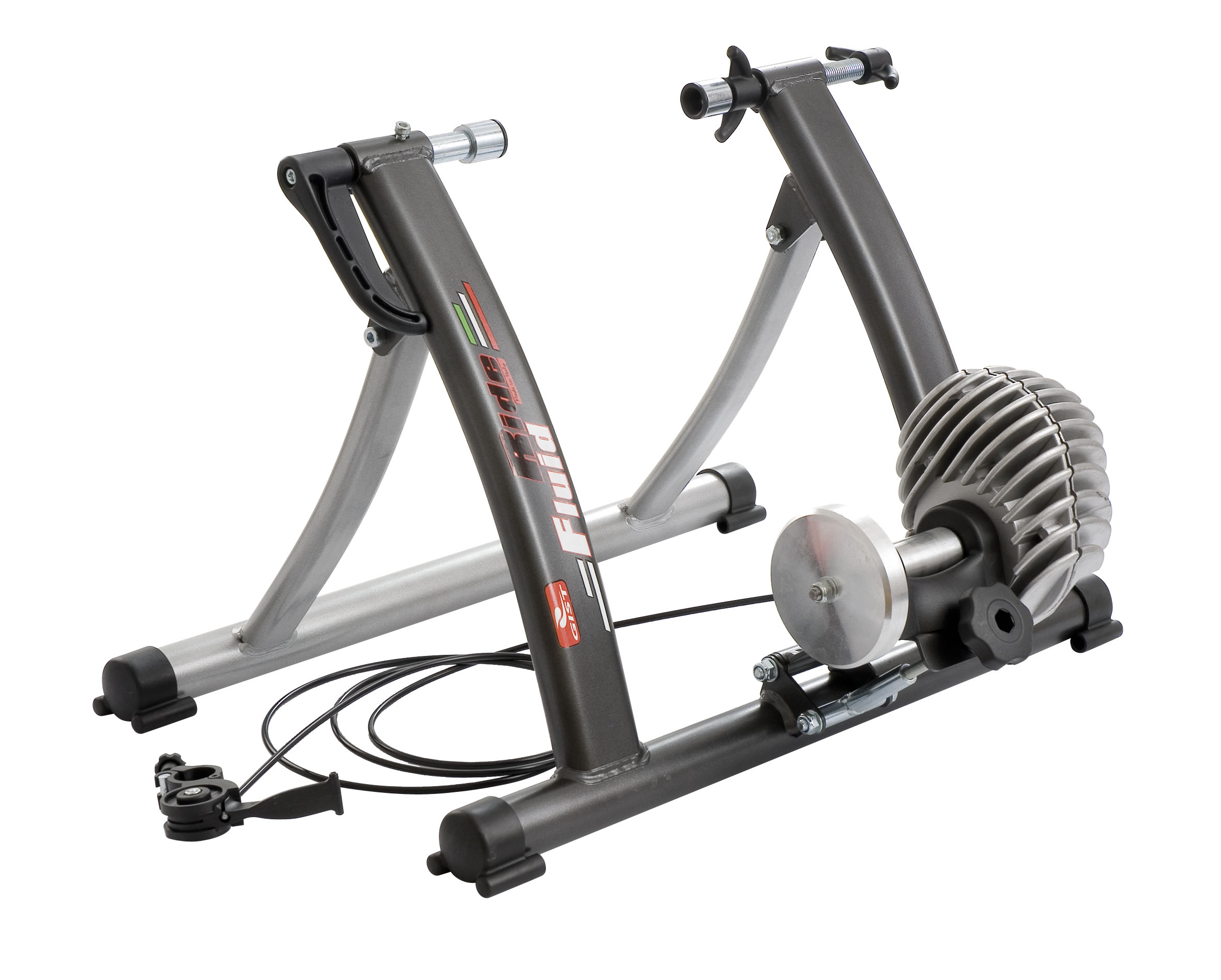 Tools to train also in winter: bicycle training rollers
