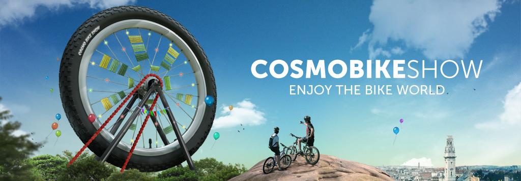 Cosmo Bike Verona, Gist Italia è pronta!