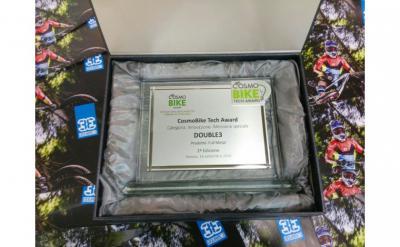Cosmobike Tech Award 2016