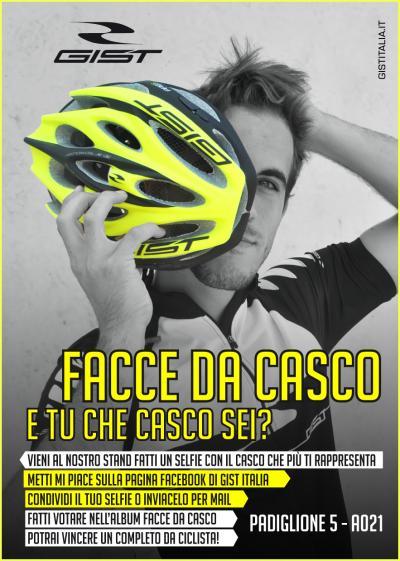 Expo Bici Padova: novità 2015  e Facce da Casco!