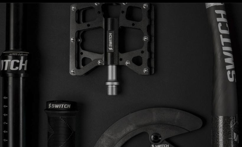 Switch Components Il nuovo modo di vedere il MTB