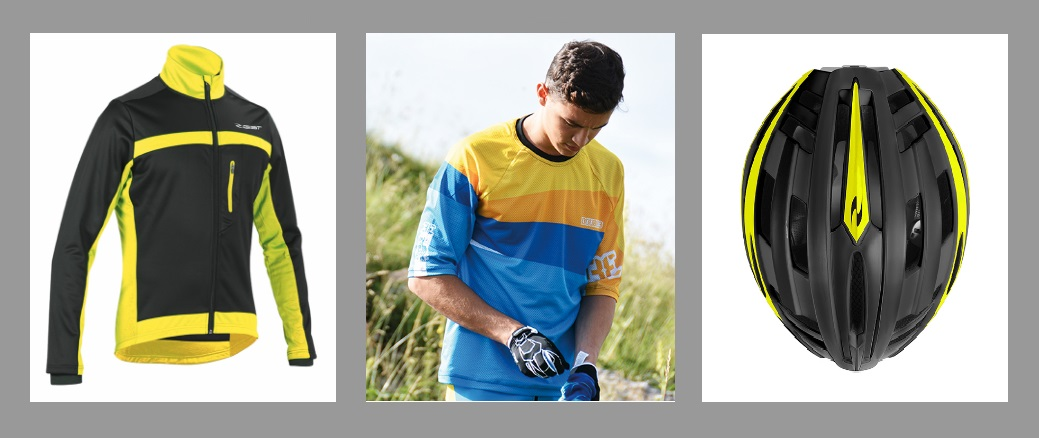Discover the new Gist clothing lines presented at Cosmobike Show!