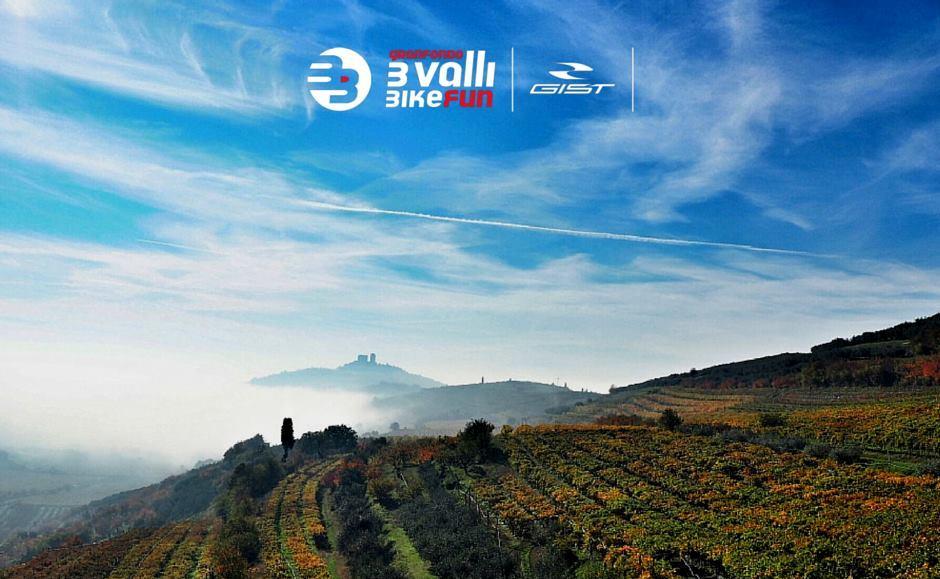 Granfondo Tre Valli Gist: in arrivo l'edizione 2016