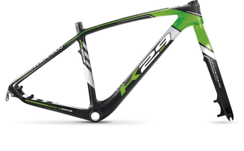 Differences between MTB frames and other bicycle frames
