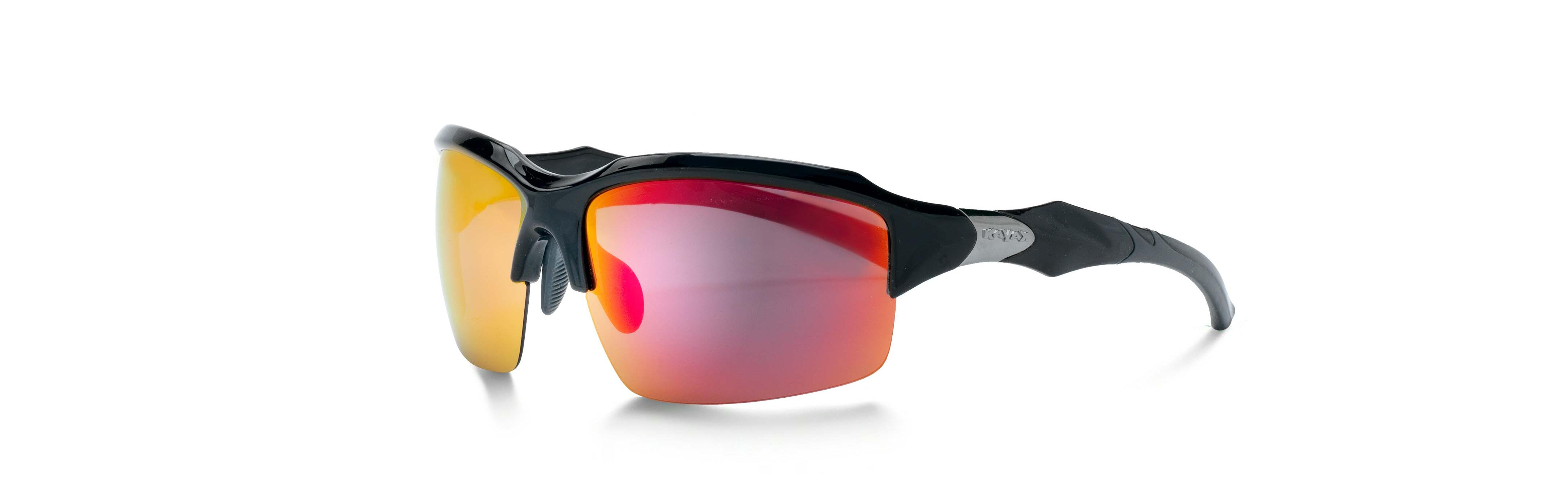 Polarized cycling glasses that you can use also in your free time: Raptor
