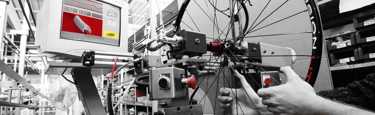 Ruote bici FIR: la qualità dei prodotti italiani