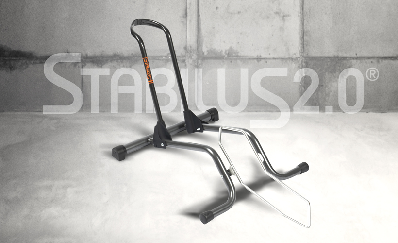 Stabilus®: the bike stand 100% Made in Italy
