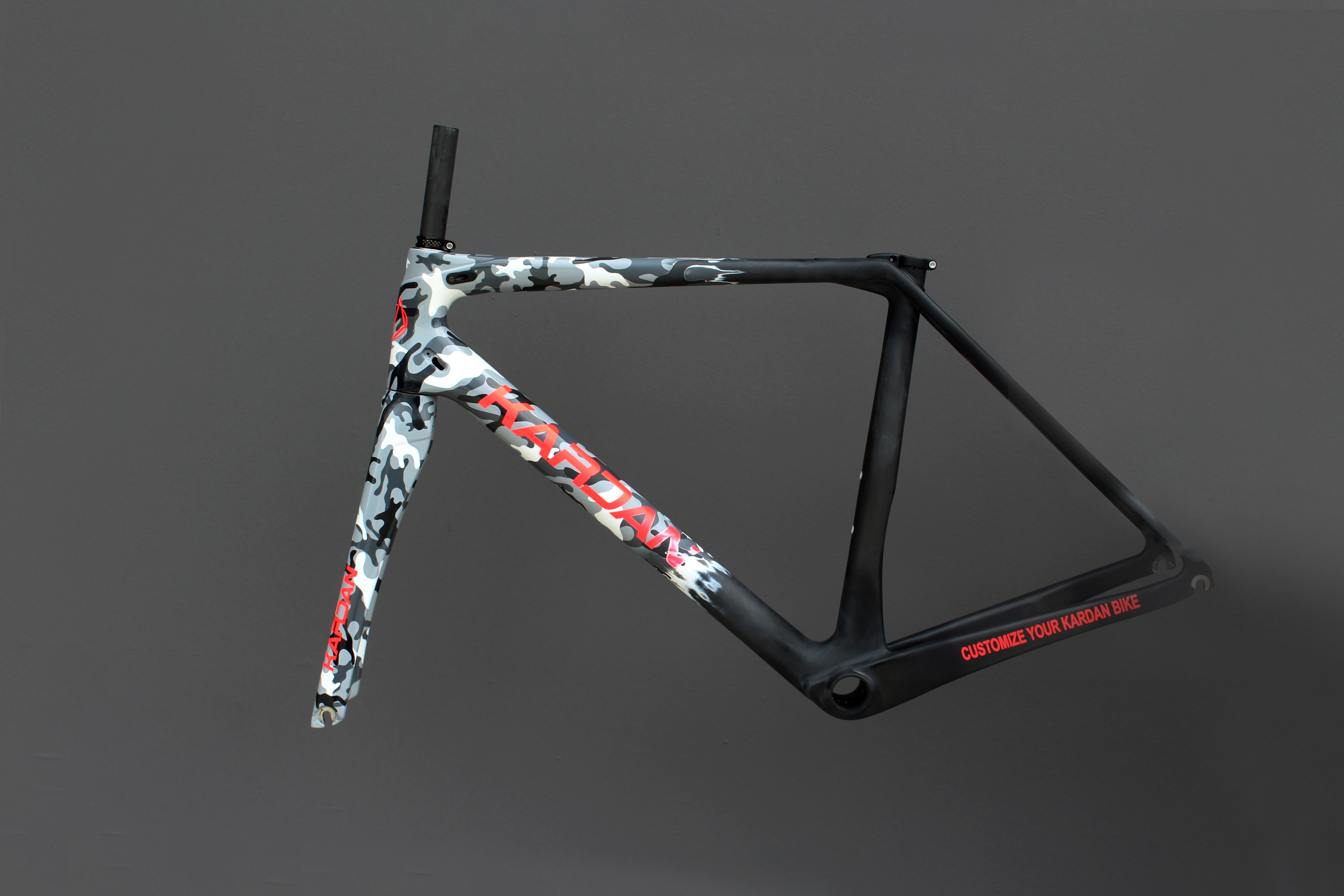 Personalizza la tua bici con i telai Kardan!