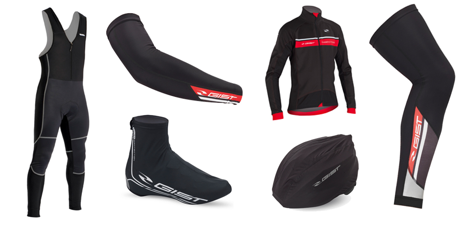 "Winter cycling clothing: it's a matter of ""head""!"