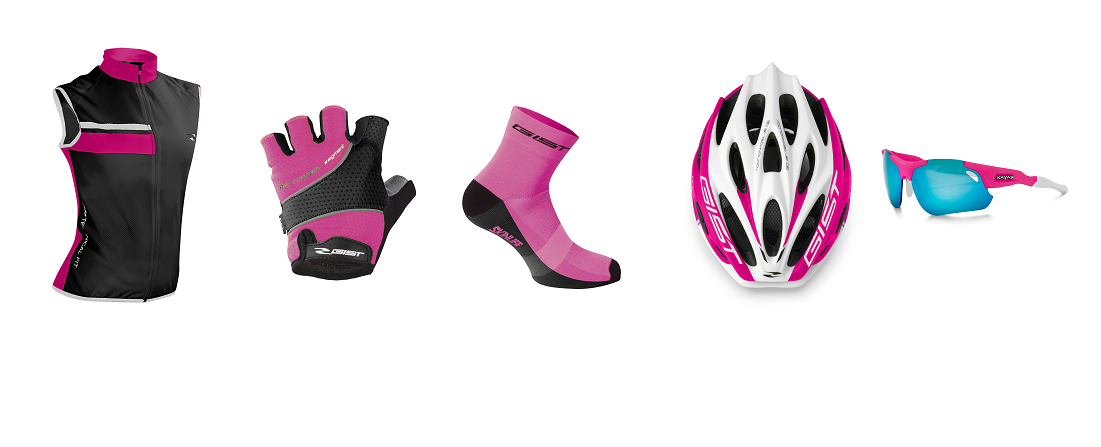 Womens cycling clothing: the perfect combination of style and practicality